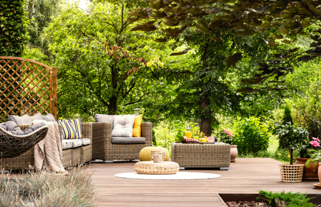Patio and Backyard Decor Ideas