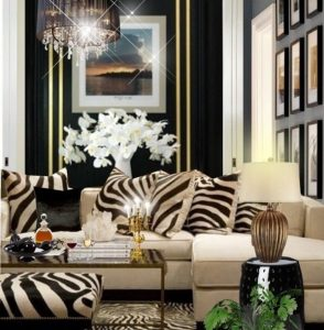 Animal Print Decor