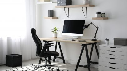 Tips from an Interior Designer about working from home